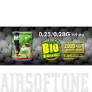 GG Bio BB 0,28gr 2000r fehér