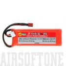 Airsoft Li-Poly akkumulátor 1800mAh 11,1V