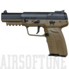 FN Five SeveN dark earth CO2 airsoft pisztoly