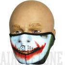 Neoprén airsoft maszk, Joker fél arc