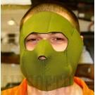 Neoprén védőmaszk, olive