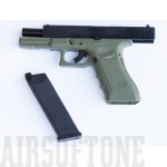 G17 Glock gas blowback airsoft pisztoly
