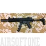 MP5 SD6 airsoft fegyver