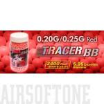 BB tracer BB 0,25gr vörös 2400r