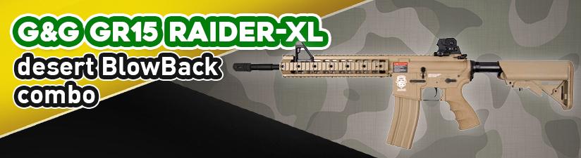 GG GR15 Raider