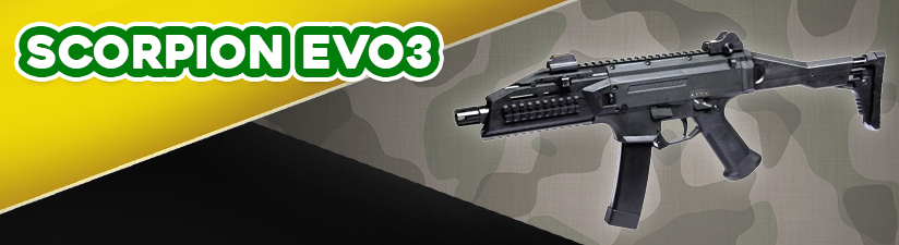 Scorpion EVO3
